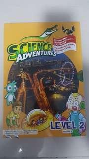 Science Adventures Level 2 volume 3