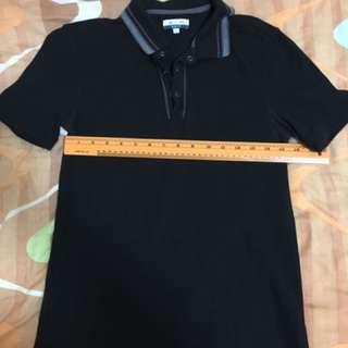 Polo shirt black G2000