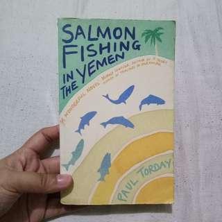 Books - Salmon Fishing in the Yemen by Paul Torday