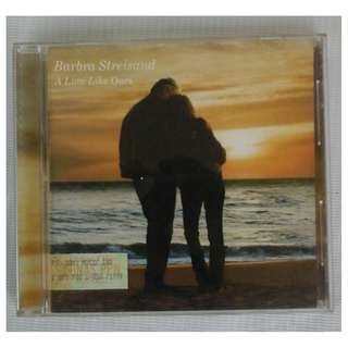 Barbra Streisand Original CD