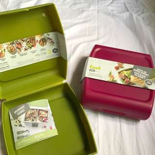 Trudeau Maison Fuel Sandwich Box
