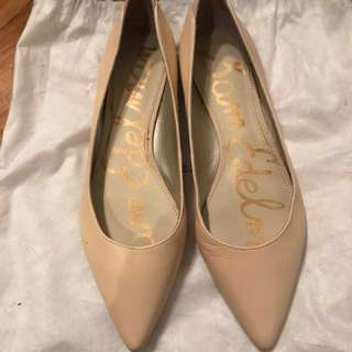 Nude Flats (Mint Condition)