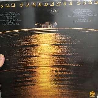 Creedence vinyl LP record