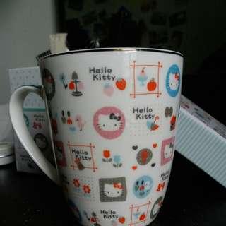 Hello Kitty陶瓷杯