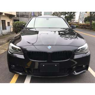 BMW 5-Series Sedan  520d 2012款 2.0L