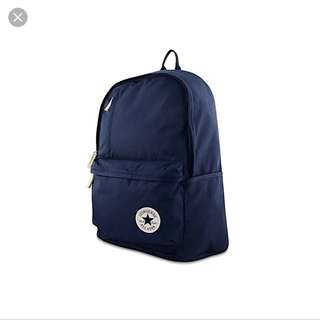 Navy Blue Converse Bag