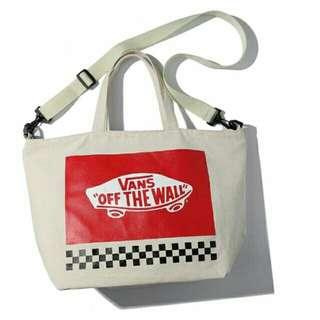 Vans包,雜誌包,側背包#舊愛換新歡