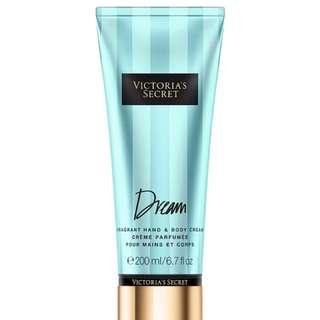 Victoria's Secret Dream Fragrant Hand & Body Cream 200ml/6.7 fl oz
