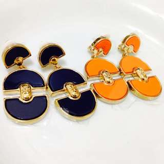 Real Tory Burch Earrings 耳環
