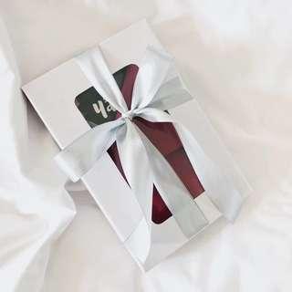 D.I.Y Shawl Gift Box