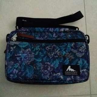 Gregory 藍花袋