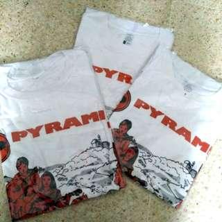 vintage Pyramid Strings T-shirt