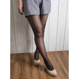 2雙 T型透膚美腿彈性絲襪(黑/灰/咖啡/膚)#有超取最好買