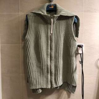 Alexander Wang wool vest - size XS (cool style and easy to match)