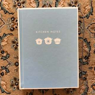 Brand new Kikki K kitchen notes planner