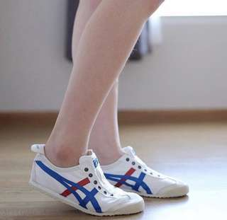 Onitsuka White Red Blue (MADE IN INDONESIA) ORIGINAL