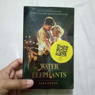 Books - Water for Elephants by Sara Gruen