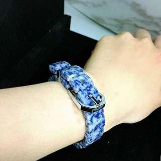 🚚 藍紋石手排(限量款只到2月底)