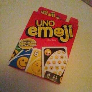 Uno emoji !!!