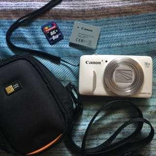 Digicam type - compact; point&shoot camera