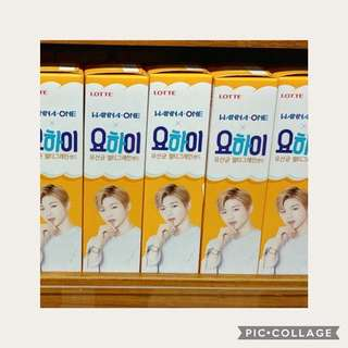 Wanna One Yo-Hi餅乾-丹丹Daniel