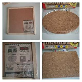 Cork Board Clearance!