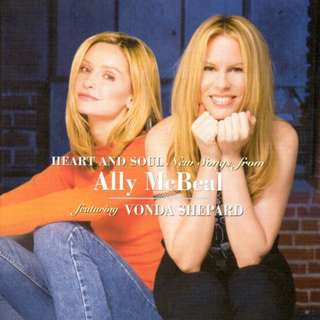CD Vonda Shepard – Heart And Soul (New Songs From Ally McBeal) Label: Epic/550 Music Fox Music  Sony Music Soundtrax Format: CD, Album  Released: 1999 Genre: Rock, Pop Style: Ballad