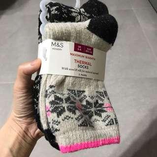 馬莎sock 2對