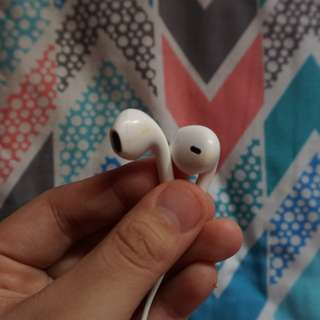 Original Apple Earphones