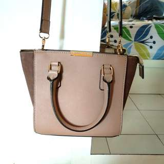 Sling Bag - Mocha Brown Colour