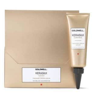 Goldwell Kerasilk Control Finishing Cream Serum (With Brilliant Color Protection)
