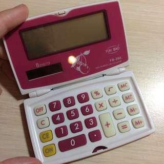 🚚 櫻桃風格-攜帶方便小型計算機