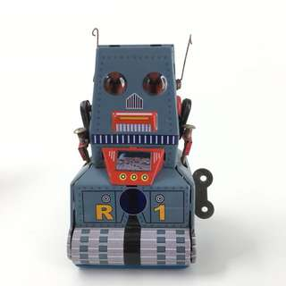 Tin Toy Robot 2 鐵皮機械人2號