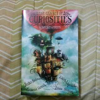 The Cabinet of Curiosities (36 Tales Brief & Sinister)