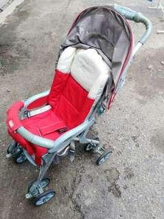 Baby strollers (kereta tolak baby)