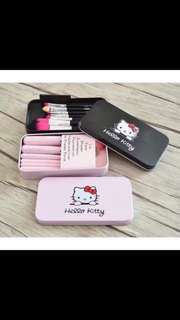 Hellokitty Brush set