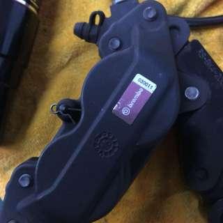 Cuxi115 DY前叉 B卡 含油管 白鐵螺絲