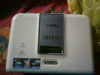 REPRICED CANON SELPHY PRINTER CP510