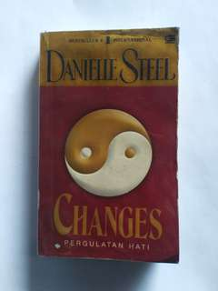 Changes(Pergulatan Hati) -Danielle Steel