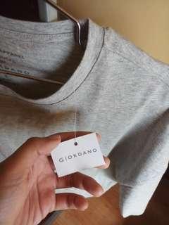 Giordano Cotton Shirt (new w/ tag)