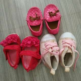 Girl Shoes Comb