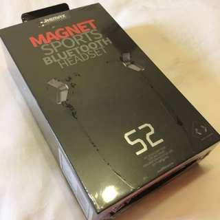 Remax Magnet Sports Bluetooth Headset S2 (Black)