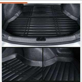 Honda accord CL7/CL7R boot mat/tray