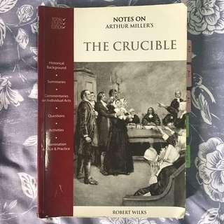Notes on Arthur Miller's The Crucible