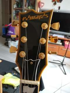 Edwards MIJ Electric guitar