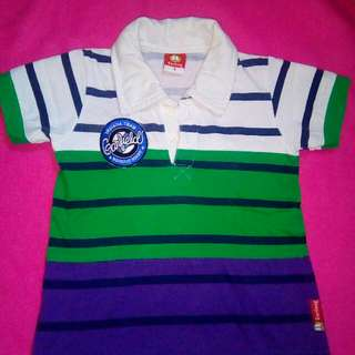 Garfield Polo shirt for toddler 1-2yo