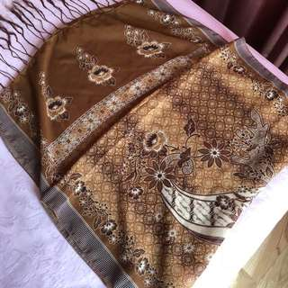 Batik Keris Scarf