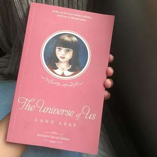 Universe of Us Lang Leav