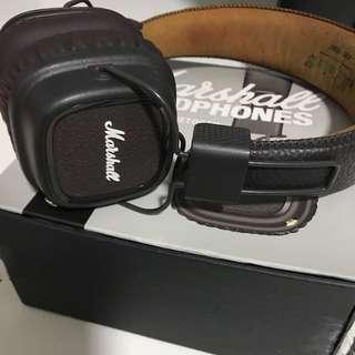 Preloved Marshall headphones