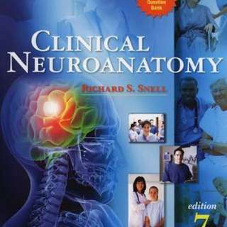 Neuroanatomy book